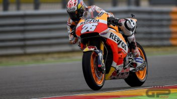 MotoGP: FP2: Pedrosa e la Honda dettano legge, 20° Rossi