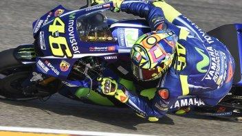 MotoGP: Rossi come Doohan, ora frena anche con il pollice