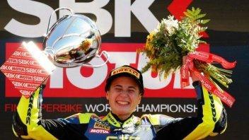 SBK: Ana Carrasco: quello che mi piace di più è battere i maschi