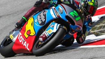 Moto2: FP3: Azzurri protagonisti a Sepang: 1° Morbidelli, 2° Bagnaia