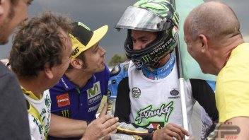 Moto2: Rossi: Morbidelli dominated, I'm proud of him