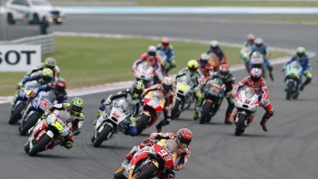 MotoGP: MotoGP with F1 points: the gap increases