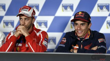 MotoGP: Marquez: I have to change strategy with Dovizioso