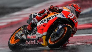 MotoGP: Marquez wins in Misano and ties with Dovizioso