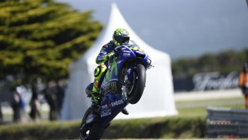 MotoGP: Rossi: Racing at 4 can be dangerous