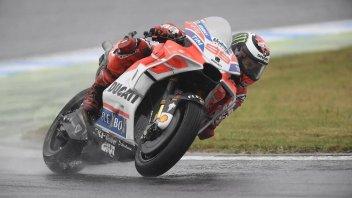 """MotoGP: Lorenzo: """"Zarco pensa di giocare alla PlayStation"""""""