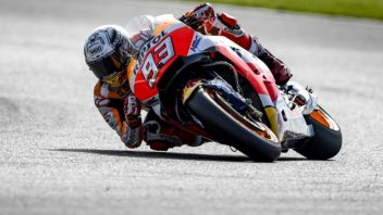 MotoGP: Super Marquez, record pole at Silverstone, Rossi 2nd