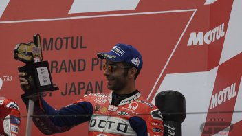 MotoGP: Petrucci: Always the same problems... Marquez and Dovi