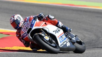 "MotoGP: Dovizioso is sure: ""I'll be a frontrunner at Motegi"""
