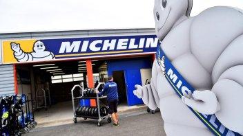 MotoGP: Michelin: gomme posteriori asimmetriche per Motegi