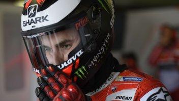 MotoGP: Lorenzo: pensavo di essermi rotto la gamba