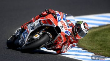 MotoGP: Lorenzo: I'm thinking of going back to the wing-less fairing