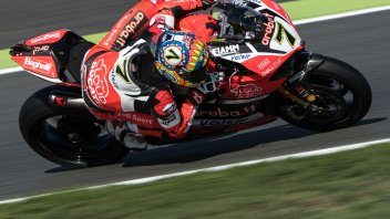 SBK: Davies wins and is all smiles, Rea forced to retire