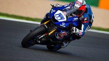 SBK: WUP, SSP, Yamaha fa tris: 1° Mahias, 2° Caricasulo, 3° Tuuli