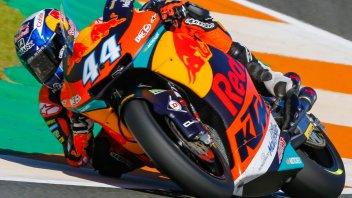 Moto2: FP1: Oliveira al top, 5° Morbidelli