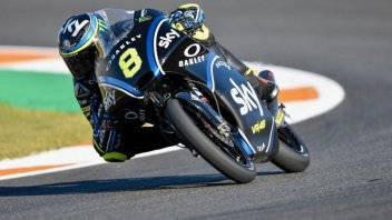 Moto3: Bulega operato in serata a Madrid