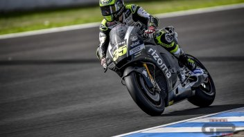 MotoGP: Crutchlow: pleased with the 2018 Honda prototype