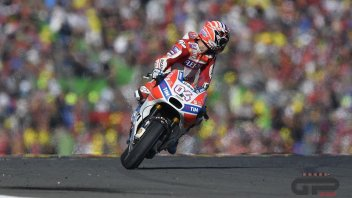 MotoGP: Dovizioso: Today I didn't lose, but I did something great