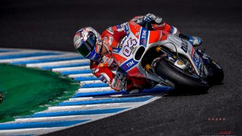 MotoGP: Jerez test: record time for Dovizioso, Crutchlow chases