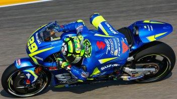 MotoGP: FP1: Iannone suona la carica, 4° Dovizioso
