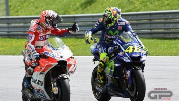 MotoGP: Valencia: Dovizioso and Rossi called upon to break Spanish rule