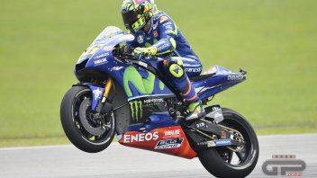 MotoGP: Rossi: I'm not fighting for the title but will try to be fast