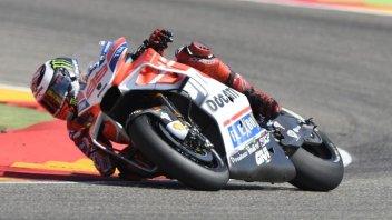 MotoGP: FP2: Lorenzo e Pedrosa sorprendono i capisquadra