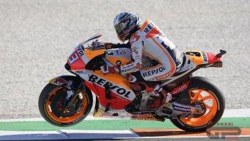 MotoGP: Marquez rullo compressore, 1° nella FP3, 8° Dovizioso