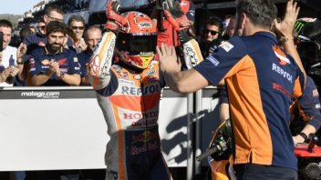 "MotoGP: Marquez: ""Tomorrow I'll race with four eyes"""