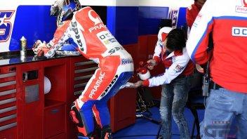 MotoGP: Redding, le conseguenze di una botta di c...