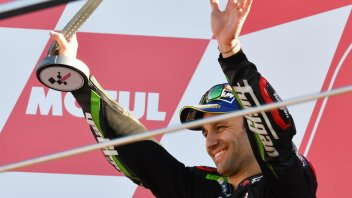 MotoGP: Zarco: It would be wrong not to be happy