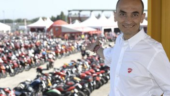 Domenicali: a Ducati V-4 coming to Superbike