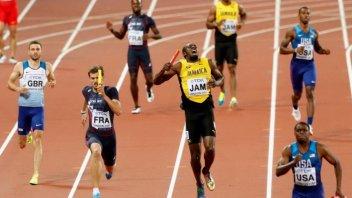 Rossi come Bolt: quando a sconfiggerti è solo l'età