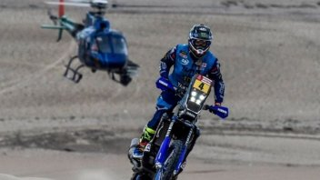 Dakar: Drama in Argentina: Van Beveren pulls out