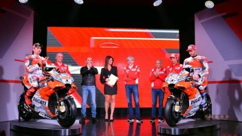 "MotoGP: Domenicali: ""The 2018 Ducati beautiful? It will be if it wins!"""