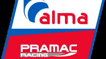 MotoGP: Alma nuovo title sponsor del team Pramac
