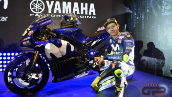 MotoGP: Rossi: il futuro? correre ancora poi... la Dakar
