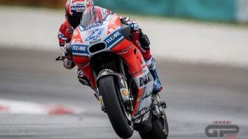 MotoGP: TEST. Stoner e la Ducati infiammano Sepang