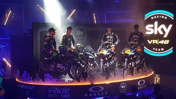 Moto2: Sky Racing Team: introducing talent hour
