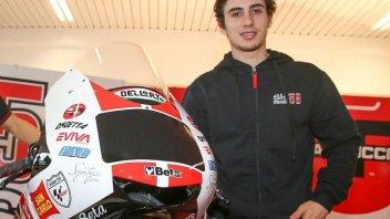 Moto3: Antonelli: in questa squadra ho ritrovato il divertimento