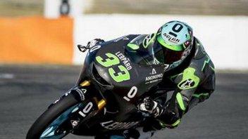 Moto3: Bastianini: con la squadra c'è grande sintonia