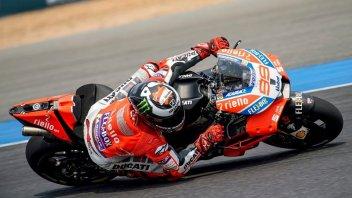 MotoGP: Lorenzo rompe le righe, in pista a Buriram con la GP17