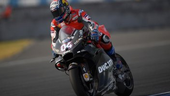 MotoGP: Dovizioso: the new fairing is smart, but I need to understand it