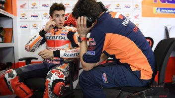 MotoGP: Marquez: My future? I've begun speaking with Honda