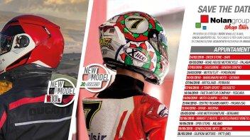 News: Check Up al casco nello Nolan Shop Tour
