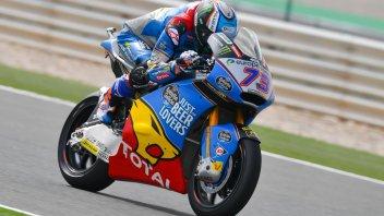 Moto2: FP3: Marquez si conferma, Baldassarri insegue