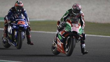 MotoGP: A. Espargarò: potevo lottare per le prime sei posizioni