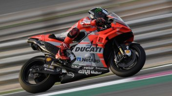 "MotoGP: Lorenzo: ""Back to normality at Losail"""