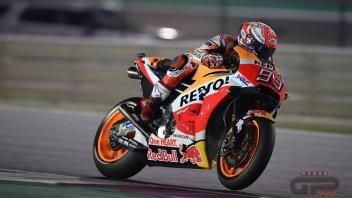 MotoGP: Marquez: centrare la prima fila equivale ad una pole