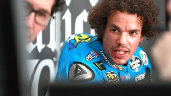 MotoGP: Morbidelli: How exciting! This morning I even went out on track late